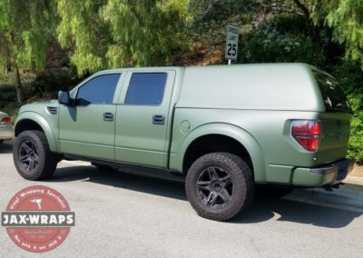 Raptor Matte Army Green 19
