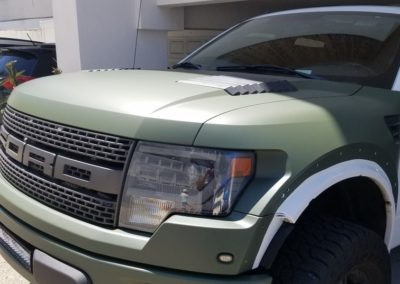 Raptor Matte Army Green 6b