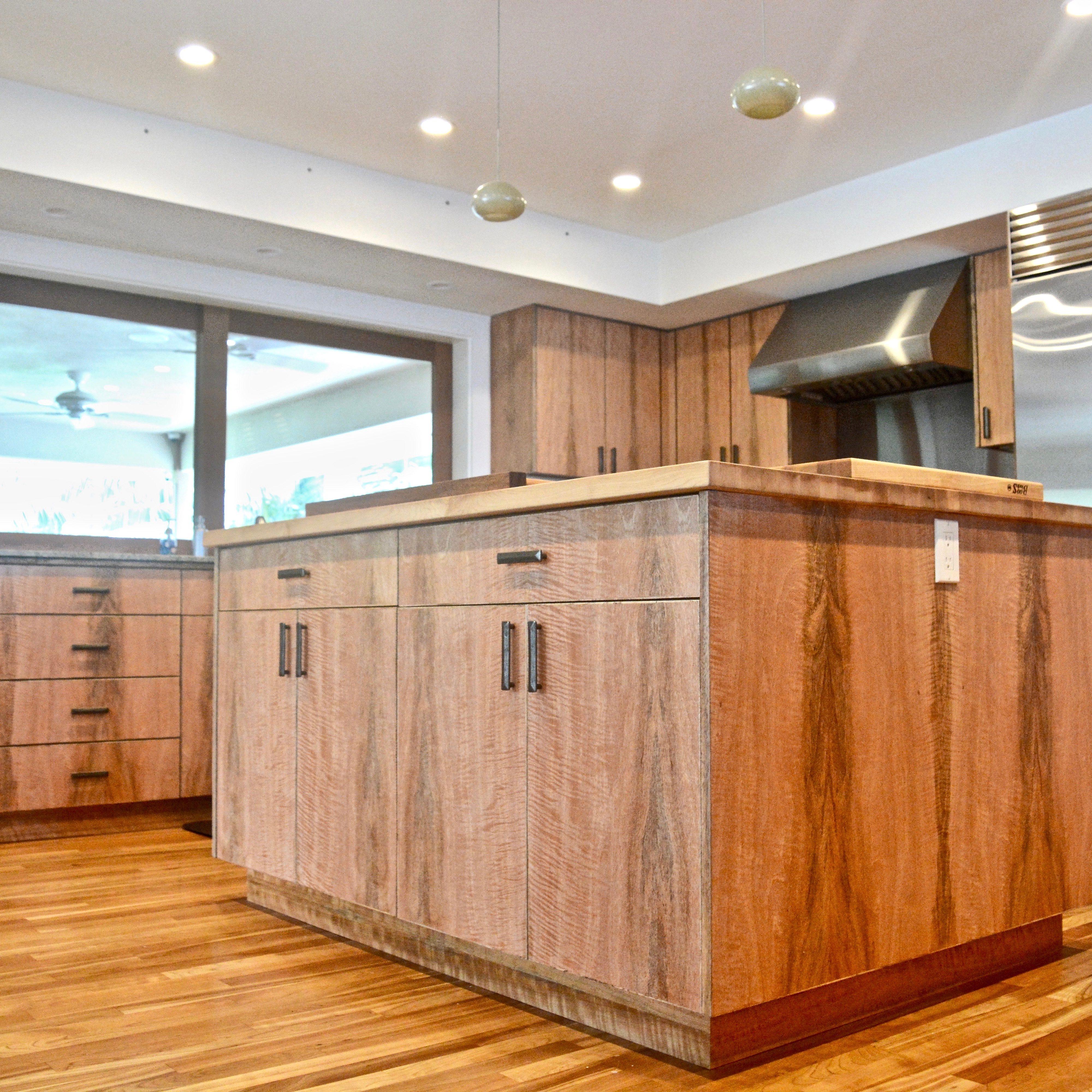 Kitchen Cabinets - Mango