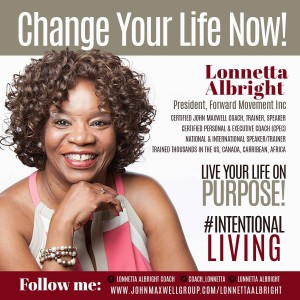 Me and FMI-Change Your Life NOw