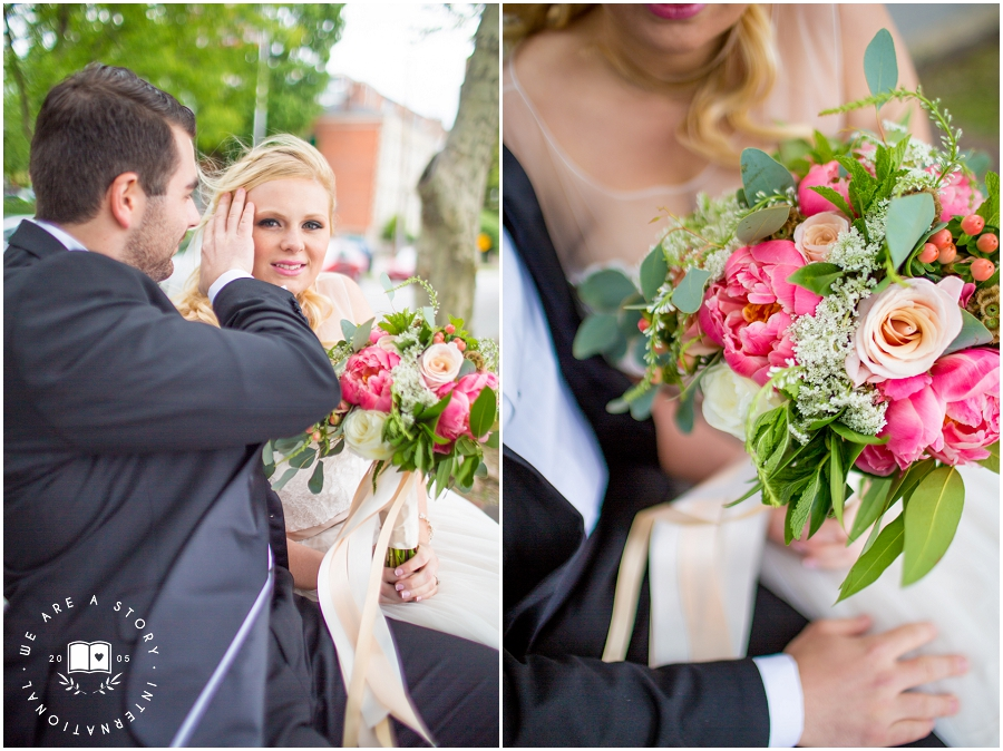 Ashley & Kostas – 21 C Museum & Hotel Wedding Cincinnati