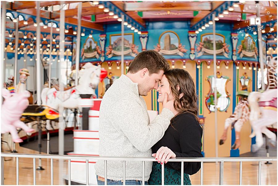 Molly & Matt – Cincinnati Engagement Session