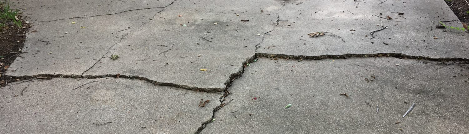 cracks in foundation foundation problems Dallas Fort Worth Mansfield structural engineer