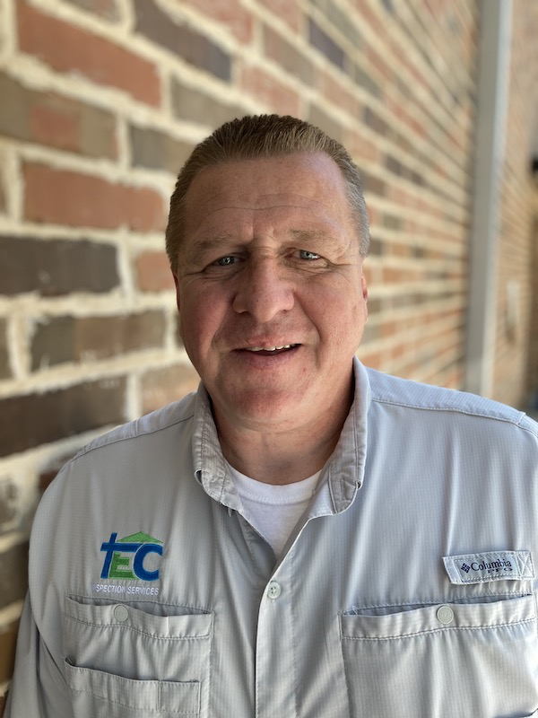 Home Inspector Randy Reed
