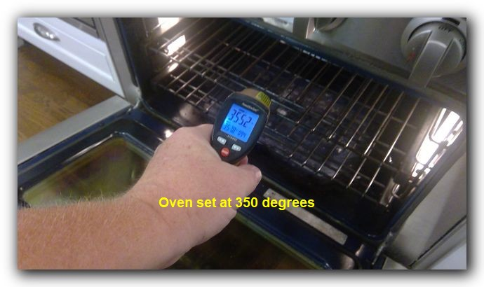 oven home inspection