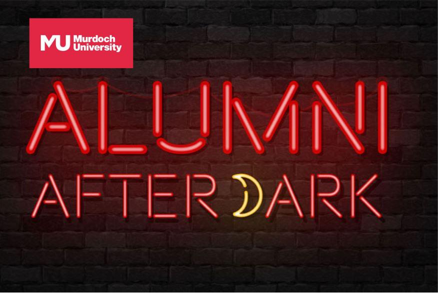 Murdoch Uni Alumni After Dark
