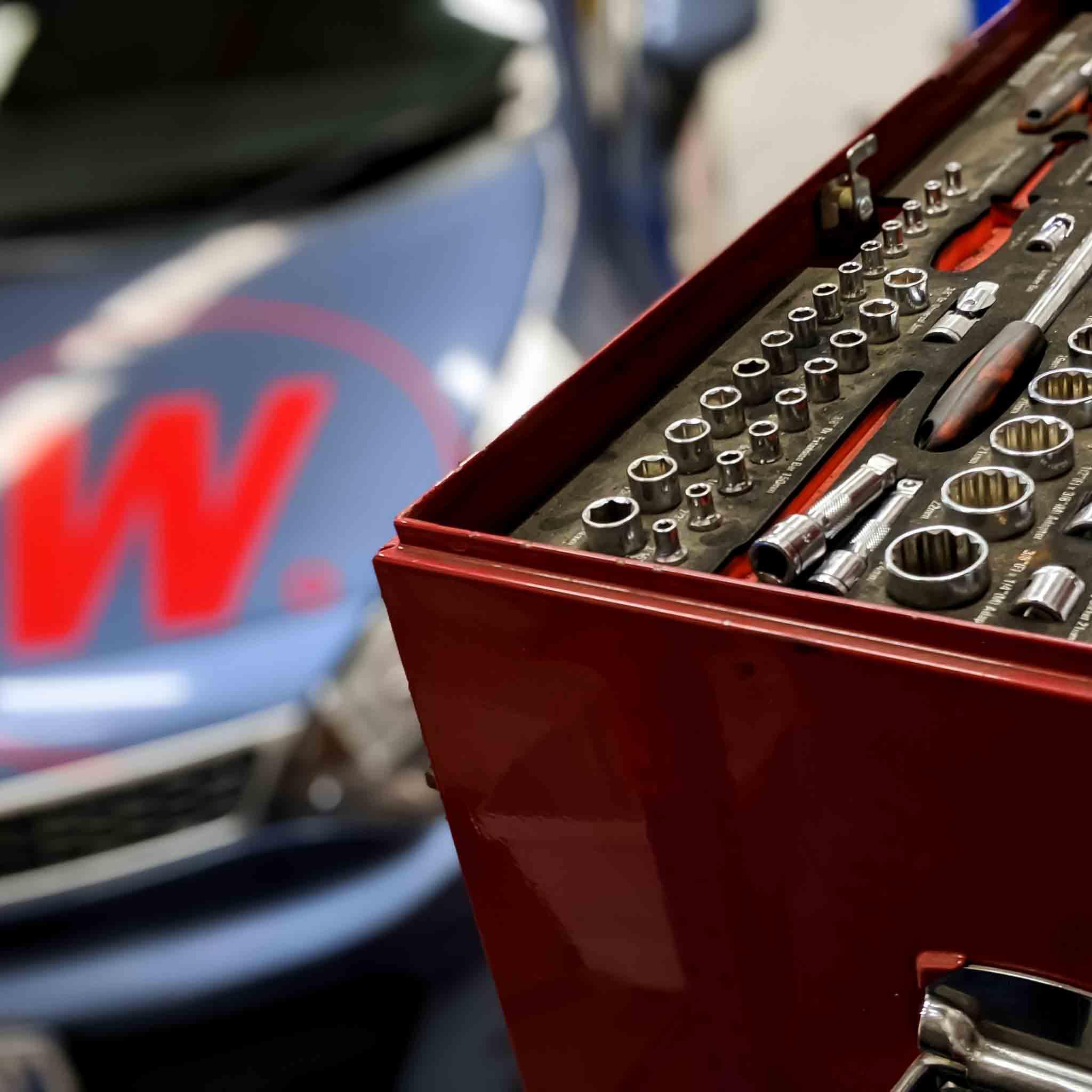 wicks auto tech car service example