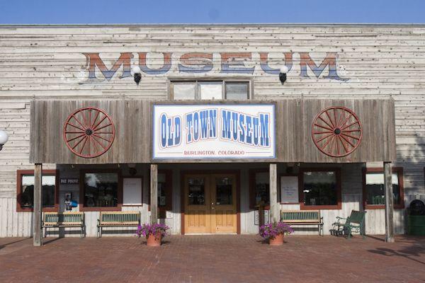 Burlington, CO – Burlington Old Town Museum