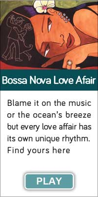 Bossa Nova Love Affair is one of 13 streaming music channels at Connectbrazil.com