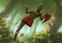 saci is Brazil's folkloric imp