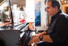 brazilian jazz pianist ricardo bacealr