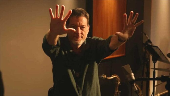 brazilian jazz saxophist Leo Gandelman