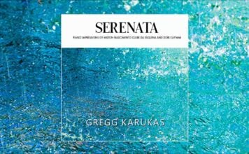 Serenata album by pianist Gregg Karukas