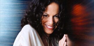 Brazilian singer Bebel Gilberto at Connect Brazil
