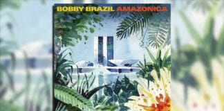 Bobby Brazil's Amazonica album cover - Connect Brazil
