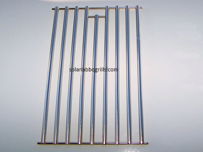 74009 Stainless Steel Grate - Old Style Texan
