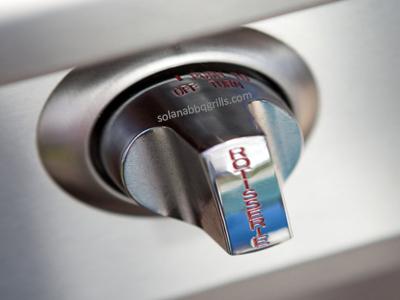 Bull BBQ 16506 Back-burner Rotisserie knob