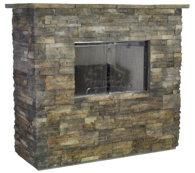 low-profile-fireplace-ventless