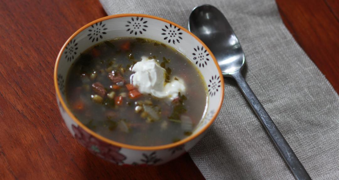 Mung Beans Soup