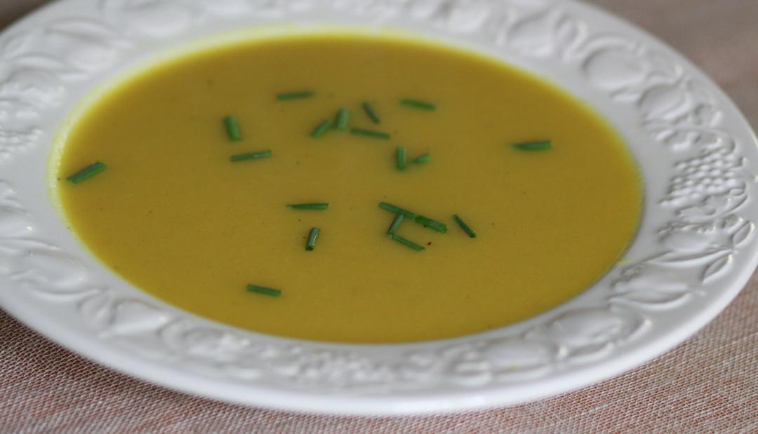 Anti-inflammatory Leek and Potato Soup