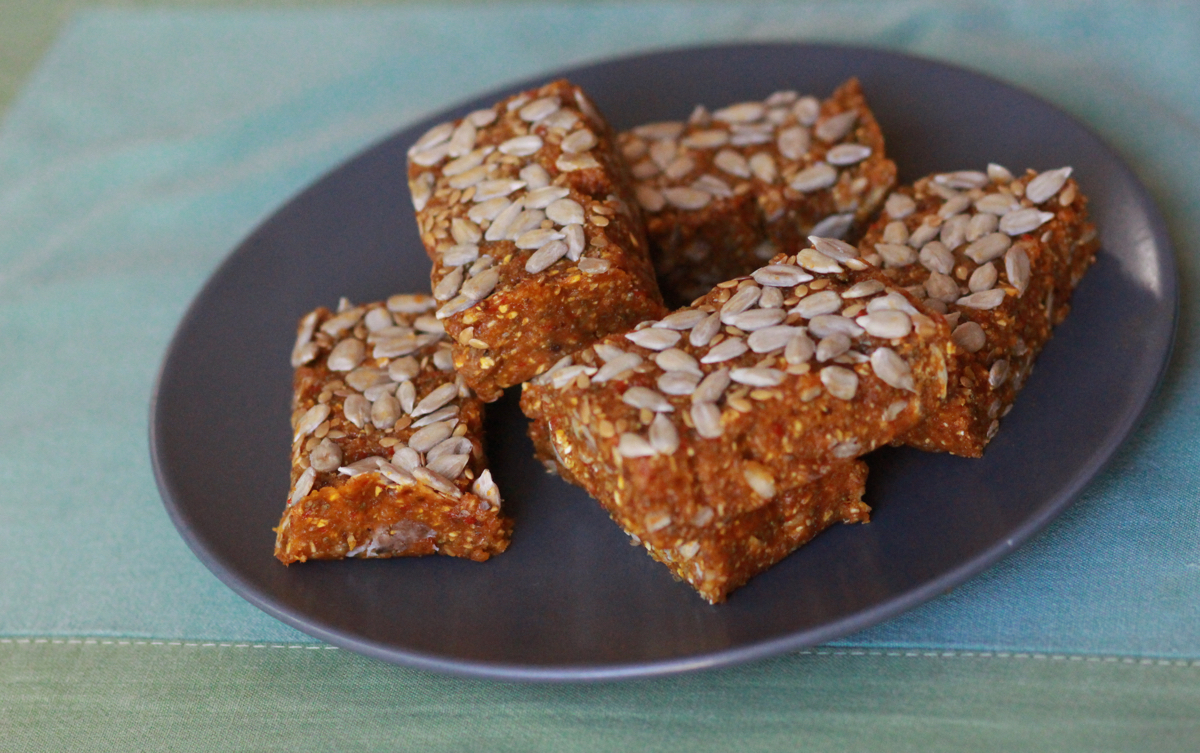 carotene rich bars