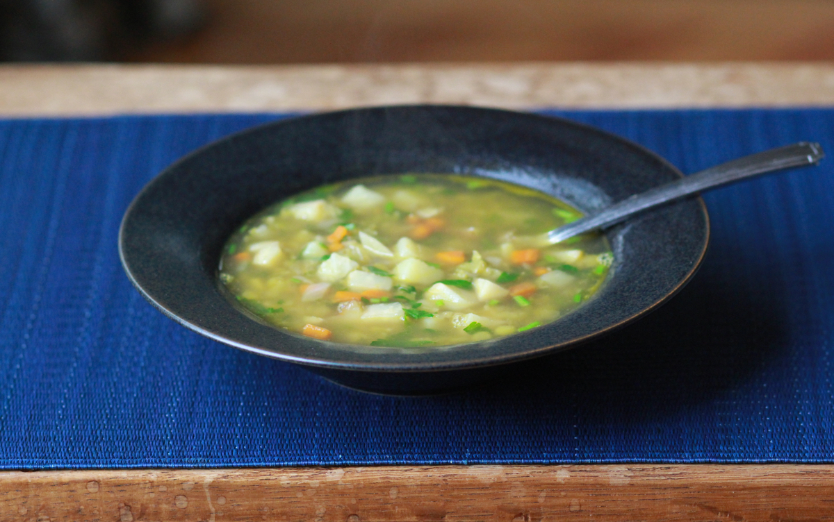 Classic Split Pea Soup For Comfort and Nourishment   Food ...