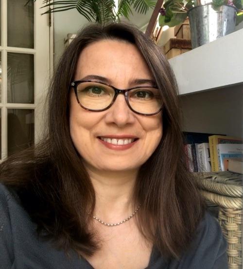 Olga Afonsky nutritionist DC