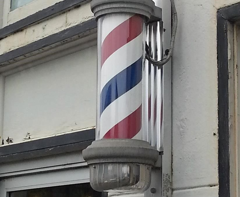 History of the Barbershop Pole