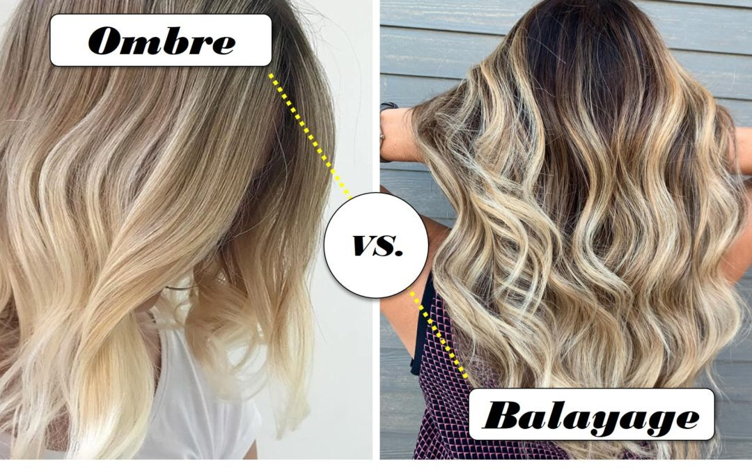 Ombre vs. Balayage: What's the Difference?