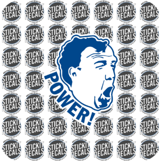 Clarkson Power Face