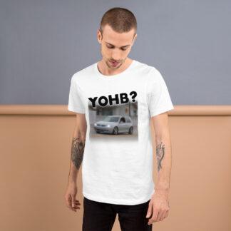 YOHB Blurry Shirt