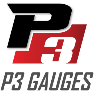 P3 Digital Gauges