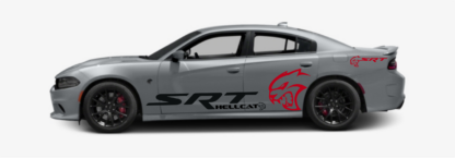 Dodge MOPAR Hellcat Charger Challenger Decal Sticker