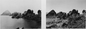 Pyramid Lake Rephotograph comparison