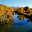 Lower Truckee River at Nixon, Pyramid Lake Paiute Reservation