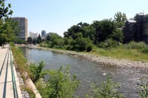 Truckee River Walk along Riverside Drive.