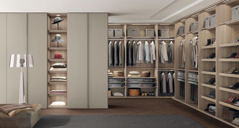 Zalf COMBI Closet Configuration 2