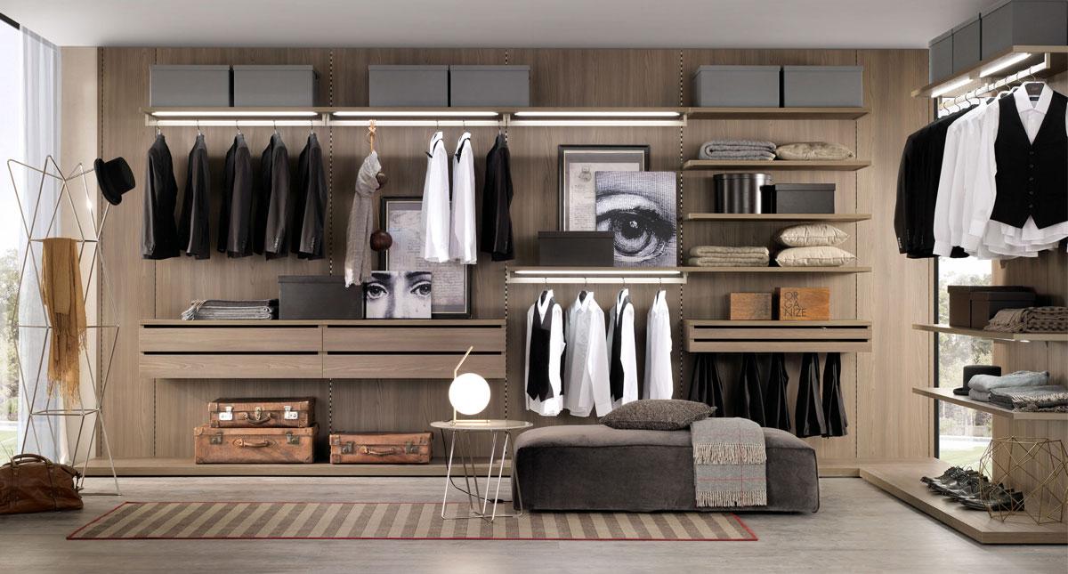 Zalf PICA Closet Configuration