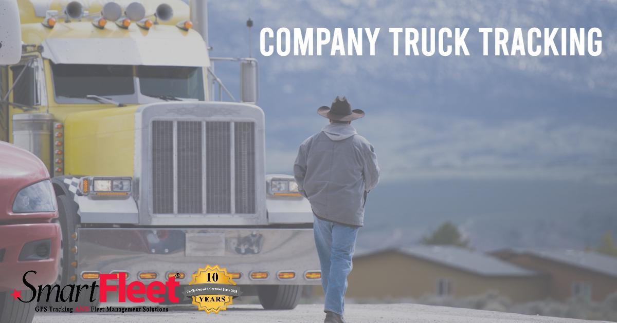 Company Vehicle Tracking