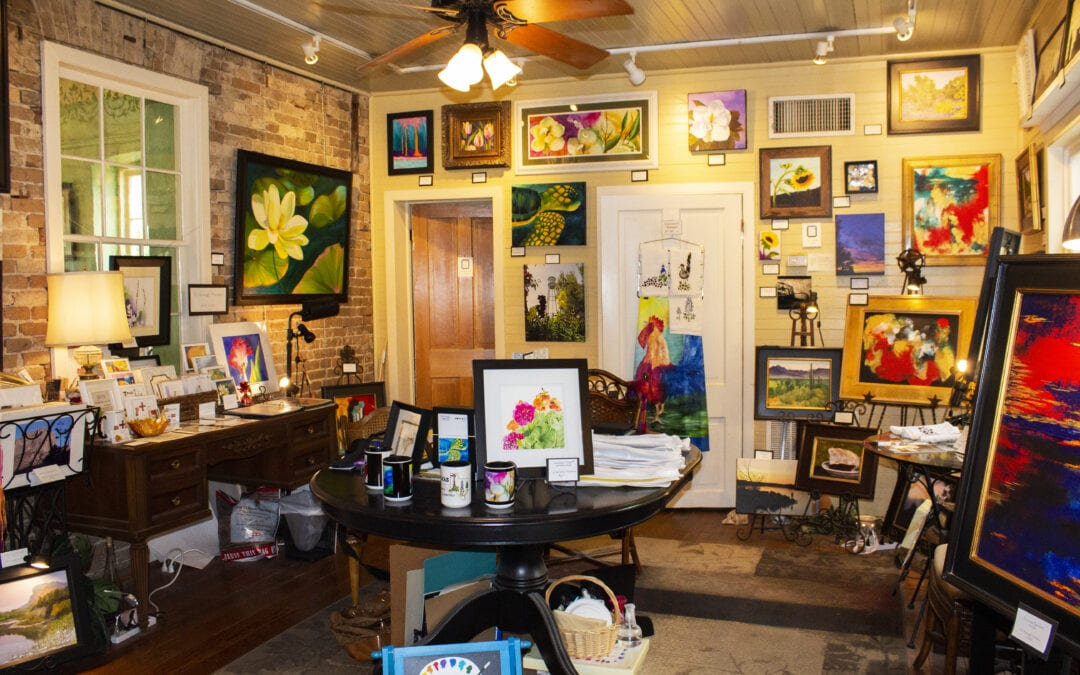 Kathy Perales – NB Artist and Art Community Advocate