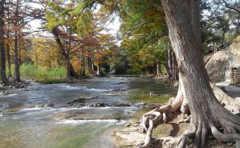 New Braunfels River Parks Reopen with Limitations
