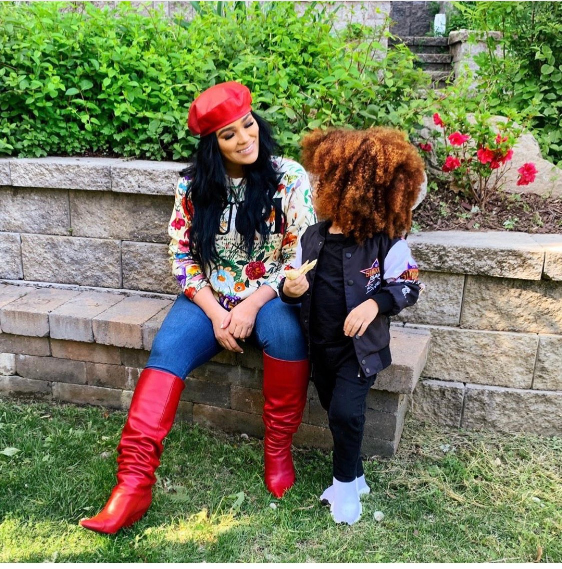 Celebrating my son's blackness as a Latina mother