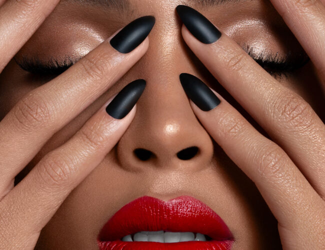 Falling for the 'Cure: Nail Trends to Try This Fall
