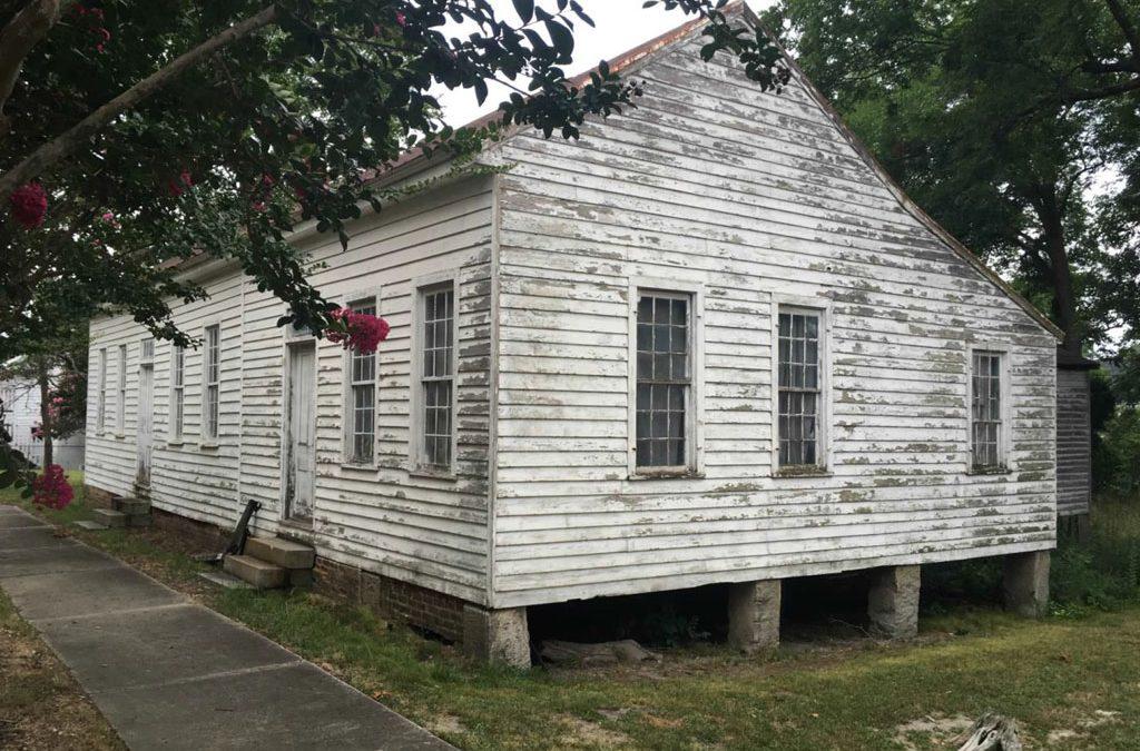 Smyre-Pasour House