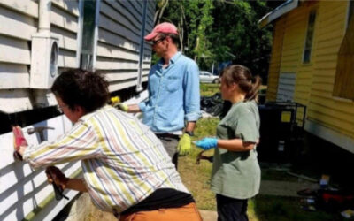 Field Methods of Preservation Technology: A Summer Experience of a Lifetime