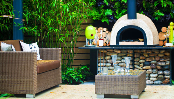 Fire Pit Hero Outdoor Space