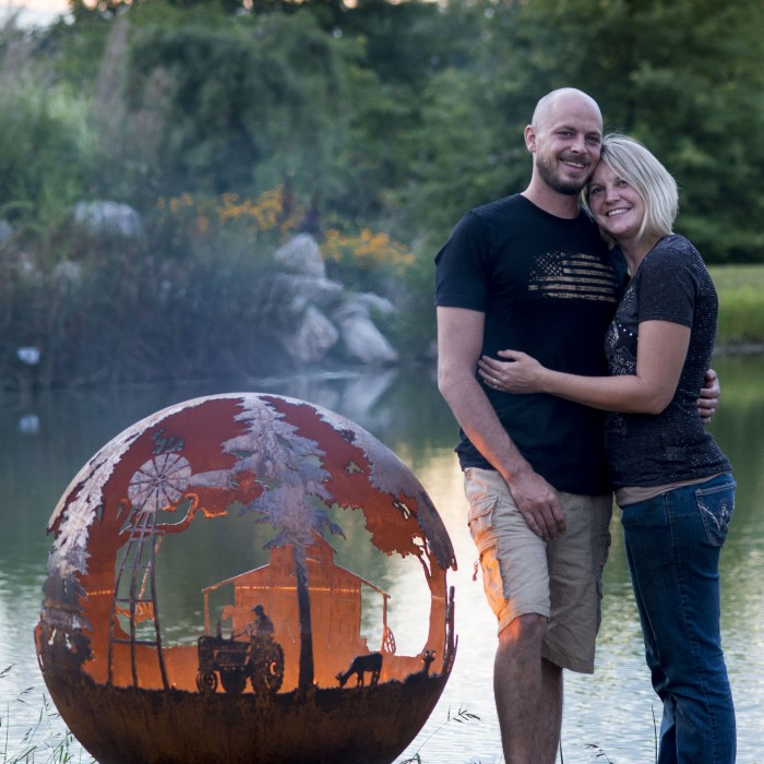 Fire Pit Gallery Family