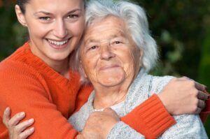 Senior relative care