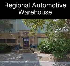 Regional Automotive WarehouseNewark, NJ