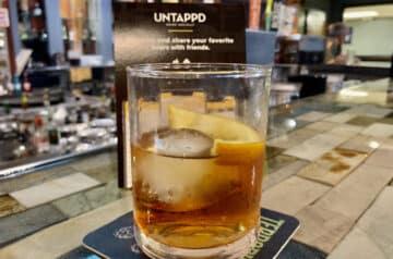 Cocktails 04 - Mission Debrief Old Fashioned
